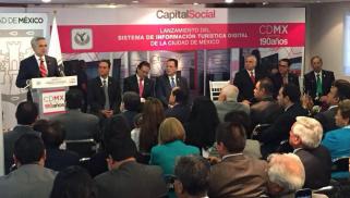 La Ciudad de México ya es un destino digital