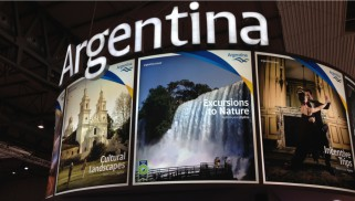 Acompañando a Argentina por todo el mundo