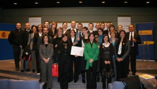 dit premiada con el Premio Empresa Flexible 2007