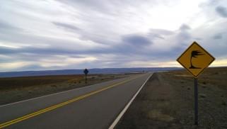 Inspiración en los desiertos de la Patagonia