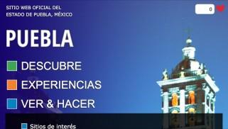 El estado de Puebla ya tiene nuevo portal turístico