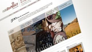 La Ruta Don Vasco, mejor producto de turismo activo Fitur 2011