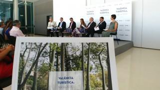 Valencia turística, hacia 2020 presentado en Veles i Vents